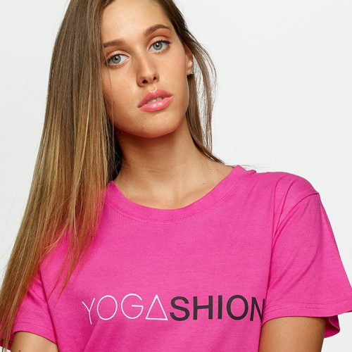 t-shirt fitness yogashion