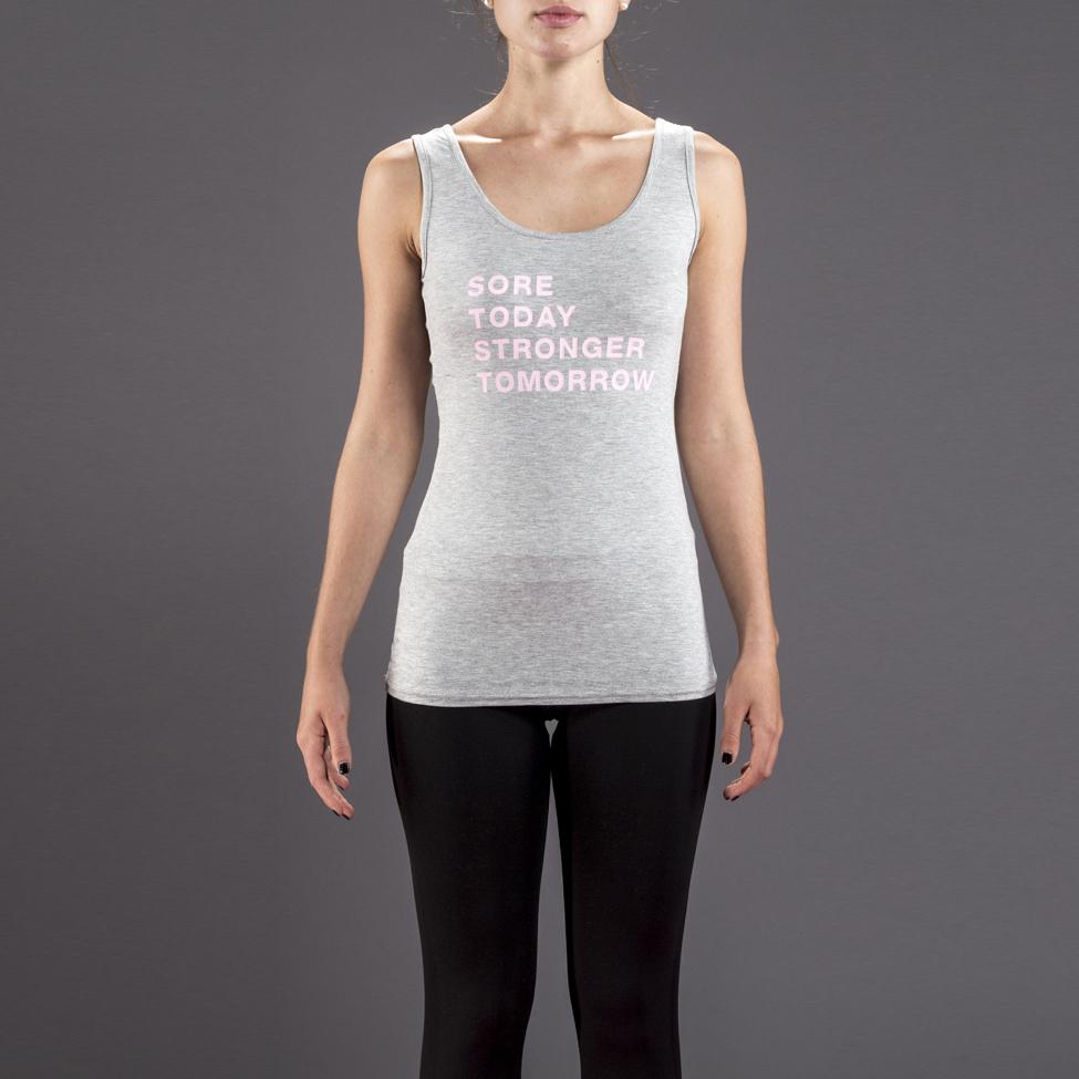 canotta fitness viscosa stronger yogashion