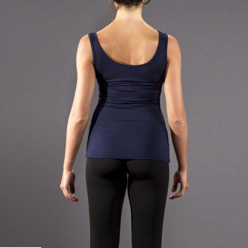 canotta fitness basica chakra yogashion