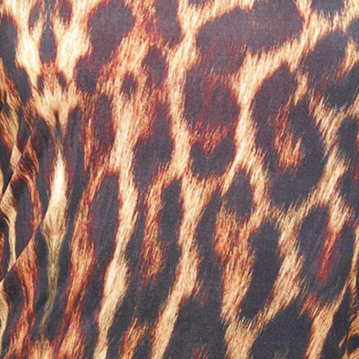 canotta fitness animalier in viscosa yogashion